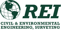 REI Engineering Logo